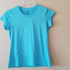 Champion workout shirt womens size m